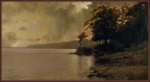 Autumn Landscape - Jacob Collins