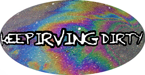 Keep Irving Dirty Bumper Sticker