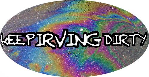 Keep Irving Dirty Bumper Sticker